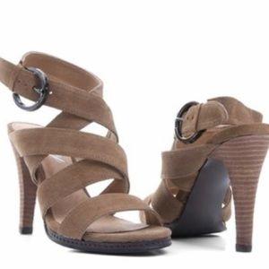 Envy Punch It High Heel Sandal
